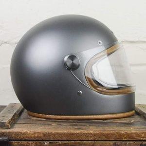 Hedon Heroine Racer Helmet Ash XL